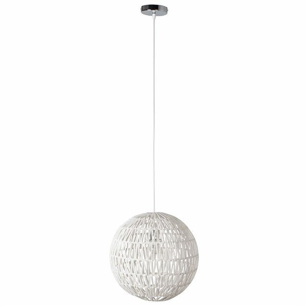 Zuiver Cable 40  Hanglamp - wit