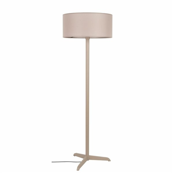 Zuiver Shelby Vloerlamp - taupe